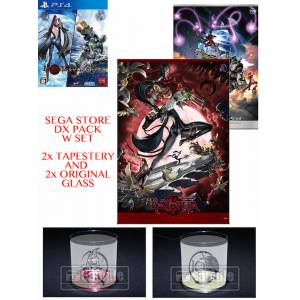 BAYONETTA & VANQUISH 10th Anniversary DX Pack W Set [PS4]
