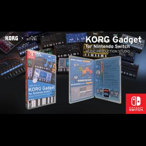 KORG Gadget for Nintendo Switch (Multi Language) [Switch]