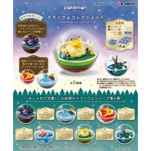 Pokemon Terrarium Collection 4 6 Pack BOX Reissue [Goods]