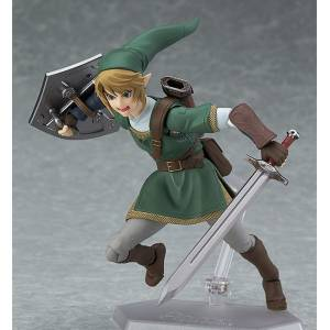 Figma Link: Twilight Princess ver. DX Edition The Legend of Zelda: Twilight Princess - Reissue [Figma 320]