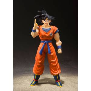 SH Figuarts Son Goku Saiyan Raised On Earth  Dragon Ball Z Reissue [SH Figuarts]