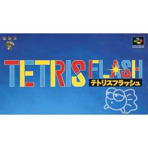 Tetris Flash [SFC - occasion BE]