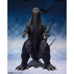 "SH MonsterArts Godzilla (2002) ""Godzilla Against Mechagodzilla"" Reissue [Bandai]"