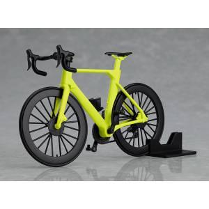 figma + PLAMAX Road Bike (Lime Green) [Figma]