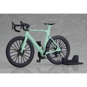 figma + PLAMAX Road Bike (Sky Blue) Limited Edition [Figma]
