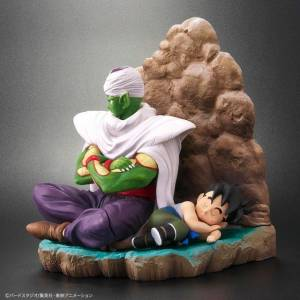 Dragon Ball Z Allies Piccolo & Son Gohan Special Color [PLEX]