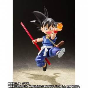SH Figuarts SON GOKU -KID ERA- Dragon Ball  Limited Edition [Bandai]