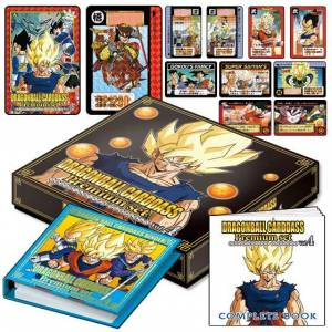 Dragon Ball Carddass Premium set Vol.4 [Trading Cards]