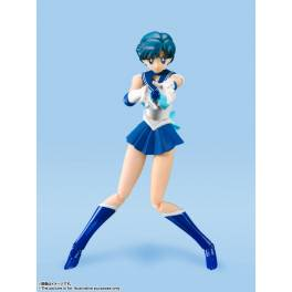 SH Figuarts Sailor Mercury -Animation Color Edition- [Bandai]