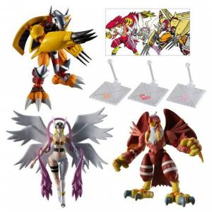 Shodo Digimon Complete Set Limited Edition [Bandai]