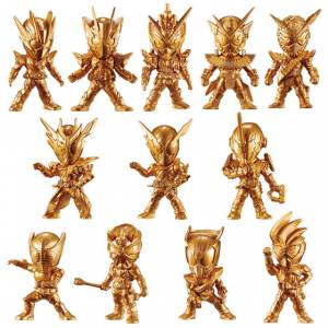 Kamen Rider Gold Figure 03 16 Pack BOX [Bandai]
