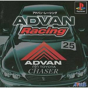 Advan Racing [PS1 - Used Good Condition]