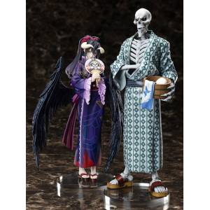 Albedo & Ainz Ooal Gown Yukata Ver. Overlord Limited Set [F:Nex]