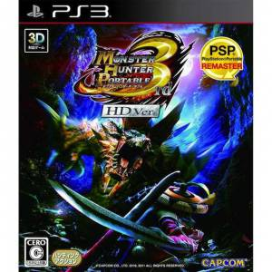 Monster Hunter Portable 3rd HD Ver. [PS3 - occasion BE]