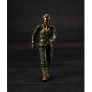 G.M.G. (Gundam Military Generation) Mobile Suit Gundam Zeon Army Normal Soldier 02 [Megahouse]