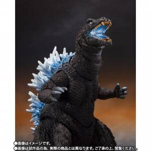 SH MonsterArts Godzilla (2001) Heat Ray Ver. Limited Edition [Bandai]