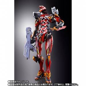 Metal Build Evangelion Unit 2 (EVA-02) EVA2020 Limited Edition [Bandai]