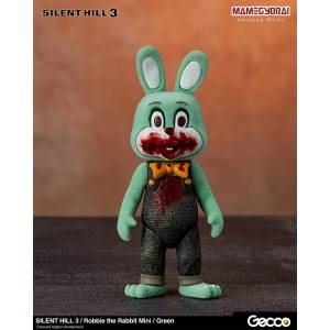 Silent Hill 3 Robbie the Rabbit Mini Green [Gecco]