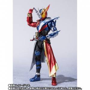 SH Figuarts Kamen Rider Build Cross ZBuild Form Limited Edition [Bandai]