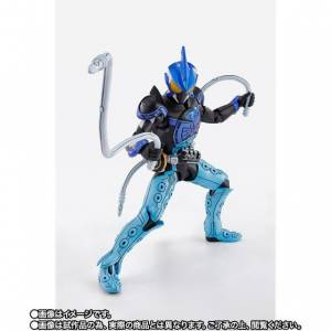 SH Figuarts Kamen Rider OOO Shauta Combo Limited Edition [Bandai]