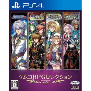 Kemco RPG Selection Vol.5 [PS4]