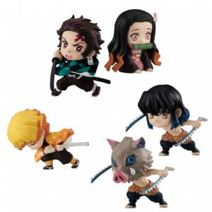 Demon Slayer: Kimetsu no Yaiba ADVERGE MOTION Set [Bandai]