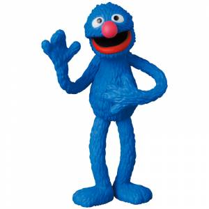 UDF SESAME STREET Series 2 GROVER [Ultra Detail Figure No.579]