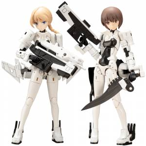 Megami Device WISM Soldier Assault / Scout Plastic Model [Kotobukiya]