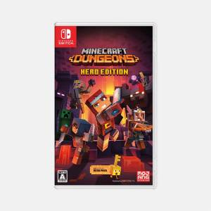 Minecraft Dungeons Hero Edition (Multi Language) [Switch]