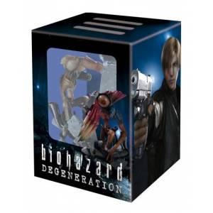 Bio Hazard Degeneration + Figurine Box [Blu-ray]
