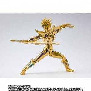 SH Figuarts Ultraman Zero Beyond (Galaxy Glitter) Limited Edition [Bandai]