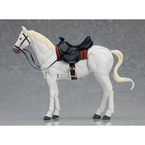 Figma Horse ver.2 (White) [Figma 490b]