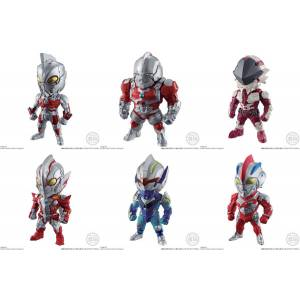 CONVERGE HERO'S ULTRAMAN 02 10 Pack BOX [Bandai]