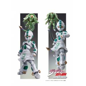 Super Action Statue Ec (Act 2) & Ec (Act 3) JoJo's Bizarre Adventure [Medicos Entertainment]