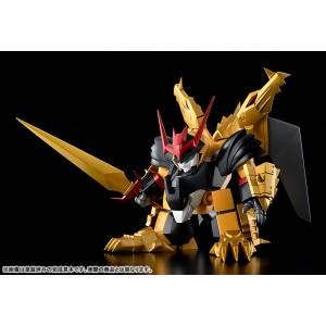 PLAMAX MS-08 Shinmashin Hero Wataru Metal Jacket JYAKOMARU [Max Factory]