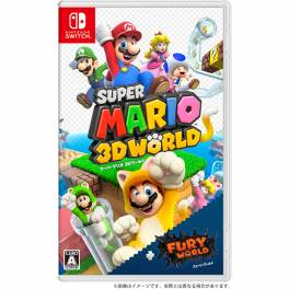 Super Mario 3D World + Fury World (Multi Language) [Switch]