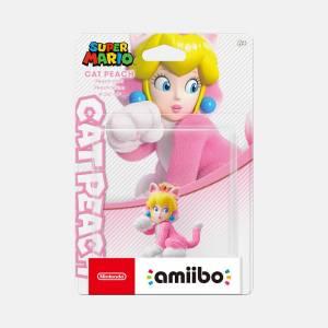 Amiibo Cat Peach SUPER MARIO SERIES [Switch]