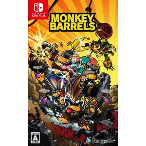MONKEY BARRELS (Multi Language) [Switch]