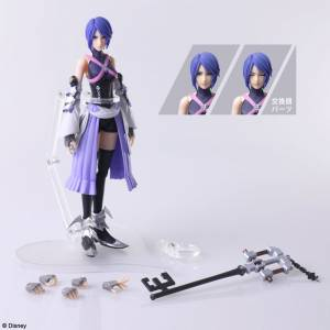 BRING ARTS Aqua KINGDOM HEARTS III [Square Enix]