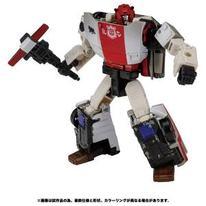 Transformers War of Cybertron WFC-13 Red Alert [Takara Tomy]