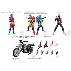 SHODO-X Kamen Rider 11 10 Pack BOX [Bandai]