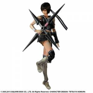Final Fantasy 7 Advent Children - Yuffie Kisaragi [Play Arts Kai]