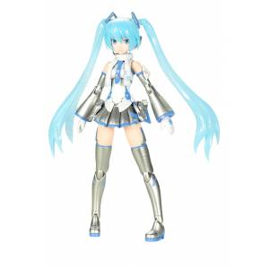 Frame Arms Girl - Frame Music Girl Snow Miku Plastic Model [Kotobukiya]