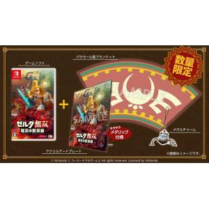 Hyrule Warriors: Age of Calamity TREASURE BOX [Switch]