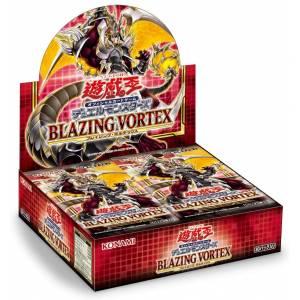 Yu-Gi-Oh! OCG Duel Monsters BLAZING VORTEX 30 PACK BOX [Trading Cards]