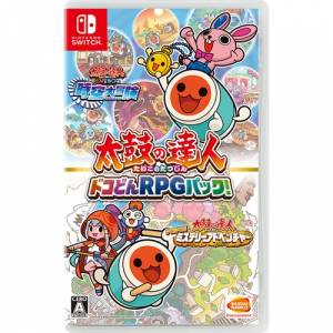 Taiko no tatsujin Dokodon RPG Pack [Switch]