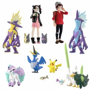 Pokemon Scale World Galar Region Vol.2 Set [Bandai]