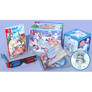 KonoSuba Kono Yokubo no Ishou ni Chouai o! Limited Edition [Switch]