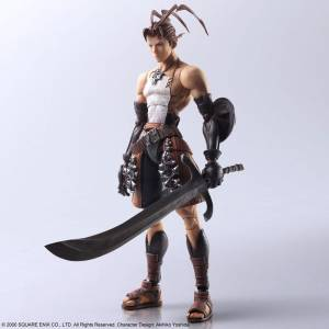 BRING ARTS Ashley Riot & Sydney Losstarot Vagrant Story [Square Enix]