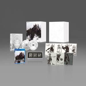 Nier Replicant ver.1.22474487139 ... White Snow Edition [PS4]